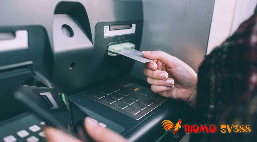 Hướng dẫn các bước rút tiền cá cược ThomoSV388
