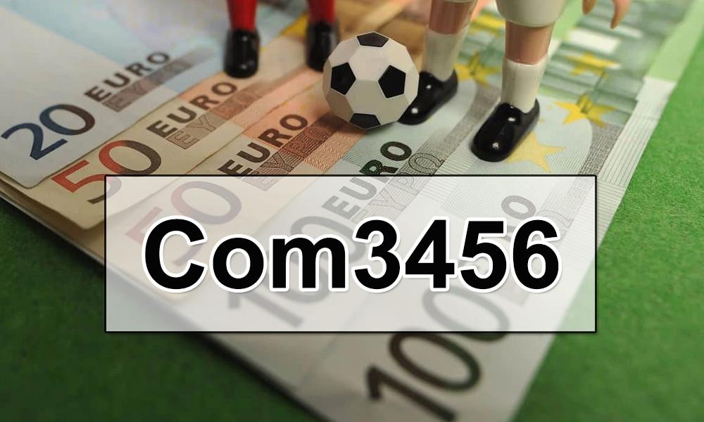 Đánh giá trang cá cược thể thao Com3456