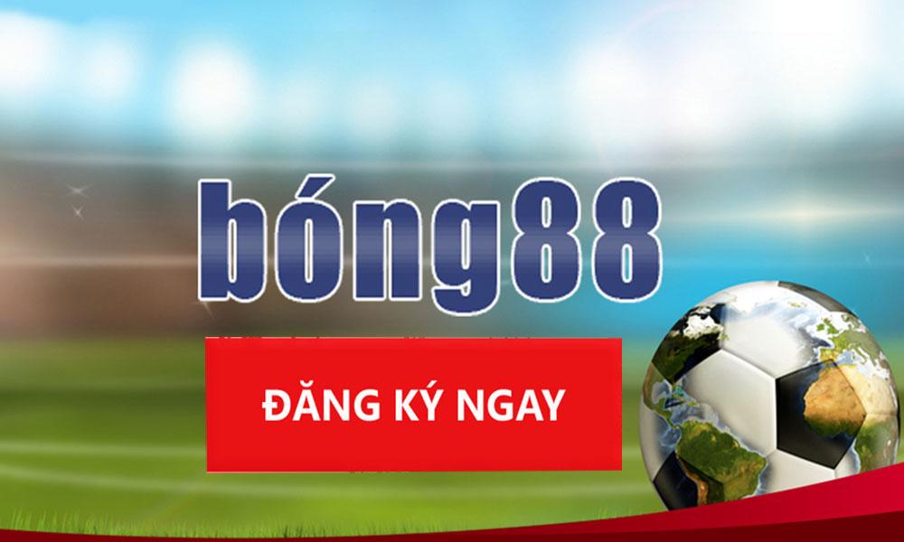 Đăng ký tài khoản tại trang web Bong88